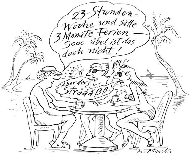 """""""Aber der Strääß!"""""""