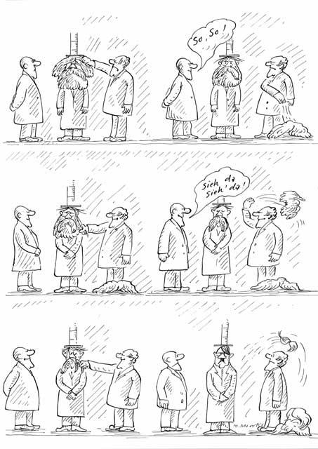 Aus Marx mach Hitler