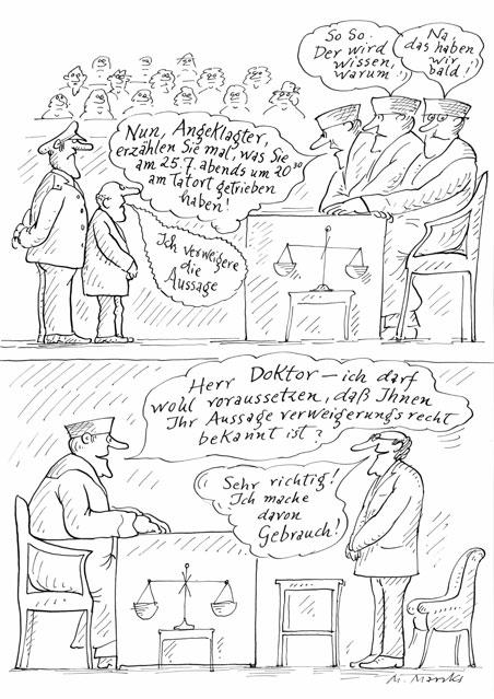 Aussageverweigerungsrecht