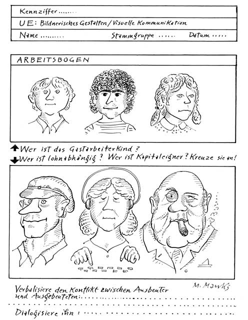 Bildnerisches Gestalten und visuelle Kommunikation