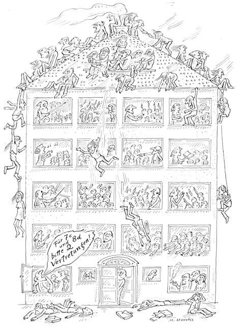 Bundesdeutsches Schulsystem: Chaos Anno '76
