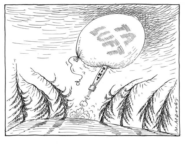 Der TA-Luft die Luft ablassen