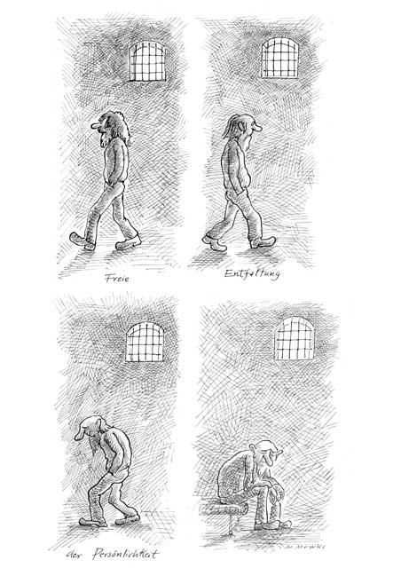 Lebenslänglich - Freie Entfaltung der Persönlichkeit