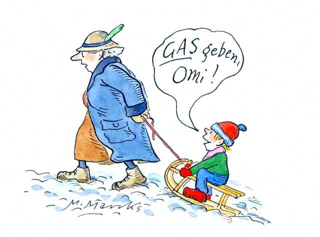 """Gas geben, Omi!"" I (1)"