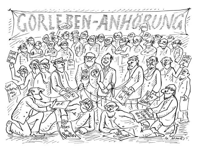 Gorleben-Anhörung
