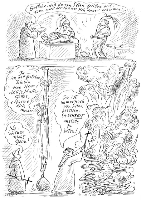Hexenverbrennung