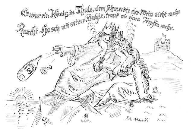 König in Thule
