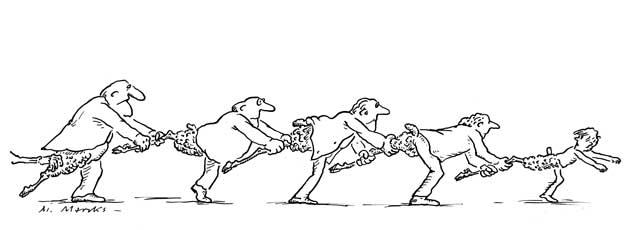 Hammelbeine langziehen