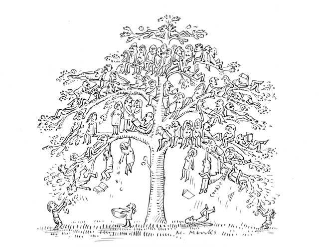 Lehrerüberhang oder: Der Baum der Erkenntnis