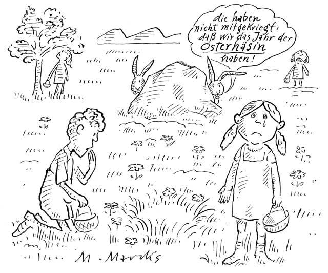 Ostereier suchen - 1