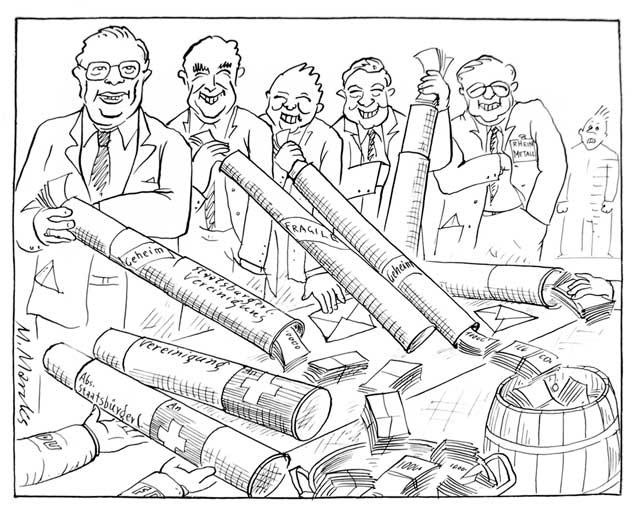 Rheinmetall – Das Geschäft boomt