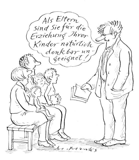 Ungeeignete Eltern