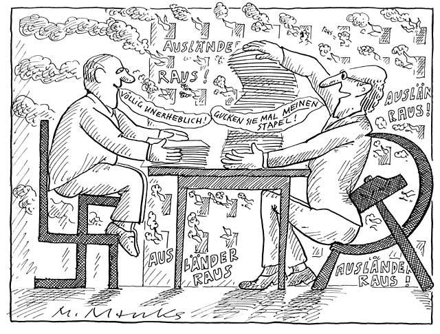 Unterschiedliche Bewertungen auf unbequemen Stühlen