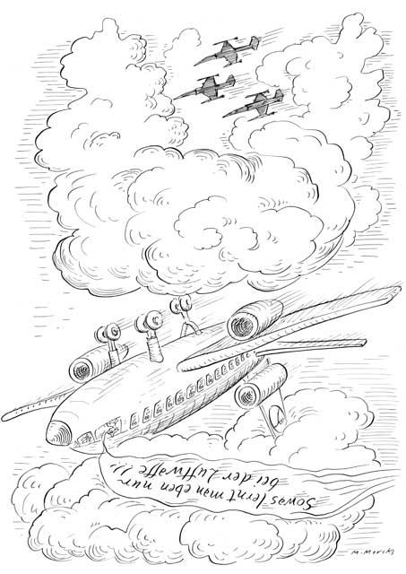 Was man bei der Luftwaffe lernen kann ...